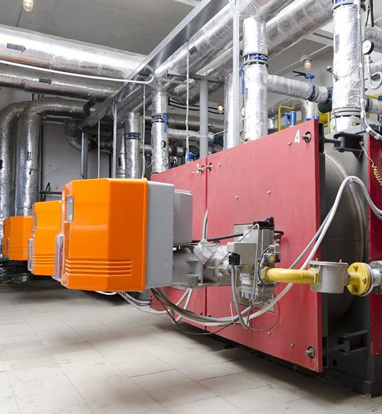 Монтаж газопроводов, отопления и ПНР